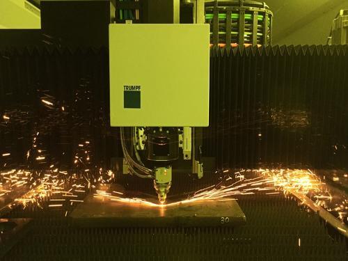 Metal Sheet Laser Cutting