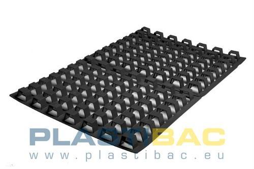 Palettes plastiques