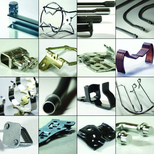Baugruppen aus Metall und Stahl