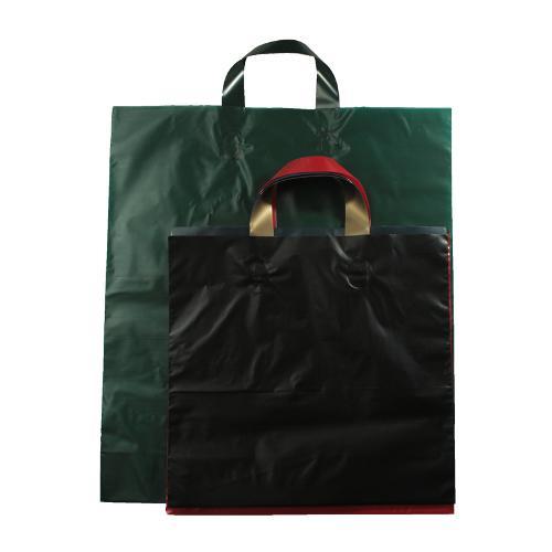 Bolsa material biodegradable asa lazo