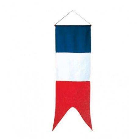 L'oriflamme Française Tricolore
