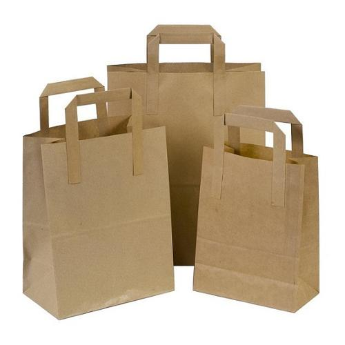Paper bag for food or gifts