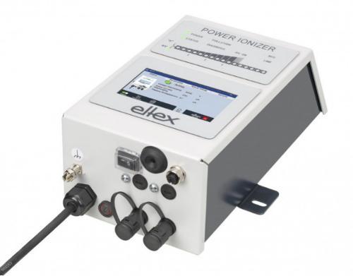 POWER IONIZER discharge power supply
