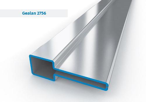 Fensterverstärkungen für alle Kunststoffsysteme