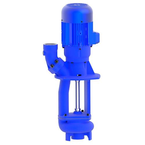 Free flow-immersion pump - SFT