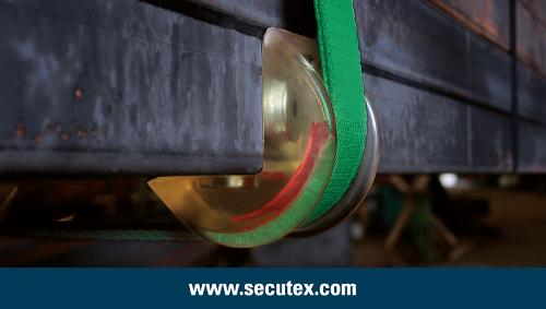Corner Edge-protector For Lashing Belts [swh]