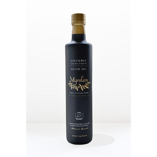 Organic Extra Virgin Olive Oil Myrolion