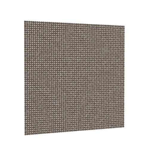 Ceramic basalt fibre laminate