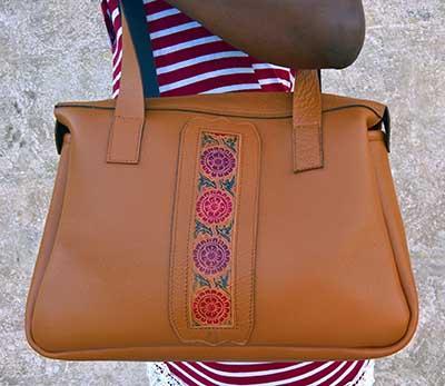 borsa da donna in pelle