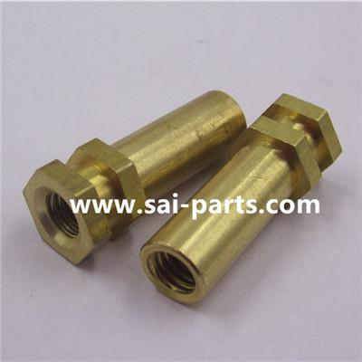 Custom Brass Machinery Parts