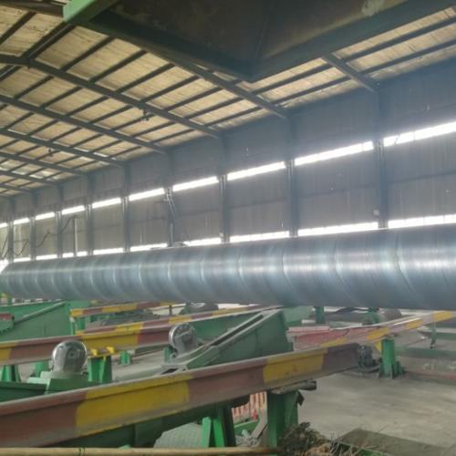 D1060 X 10 Spiral welded steel pipe