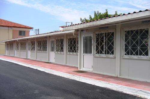 LIGHTWEIGHT SCHOOL CONSTRUCTIONS