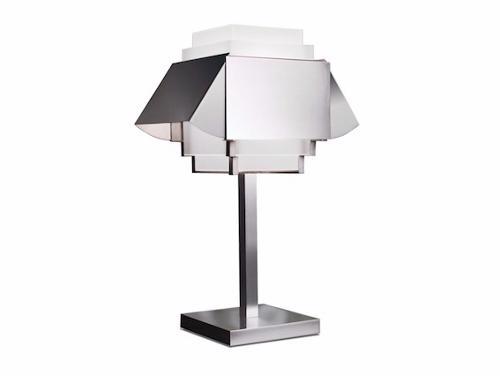 Sammlerstück Art Deco Lampe