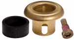Replacement seal set for jaw couplings with brass seal