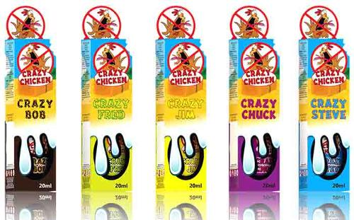 Crazy Chicken Series – Premix