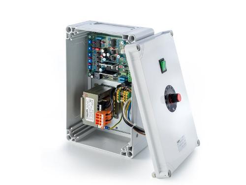 Regelgeräte für Magnetpulver-Bremsen und -Kupplungen
