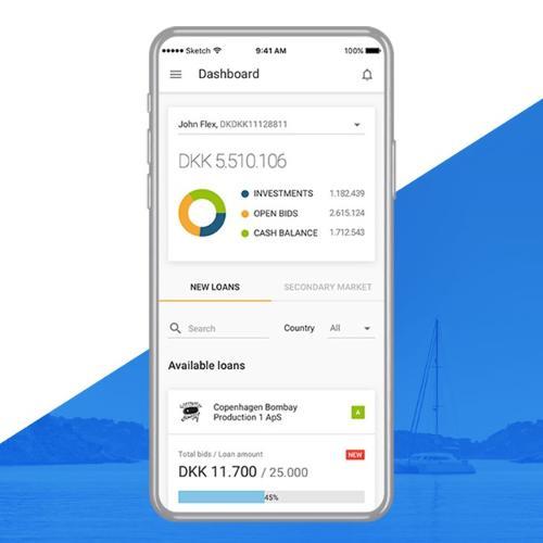 UI/UX-Design für FinTech
