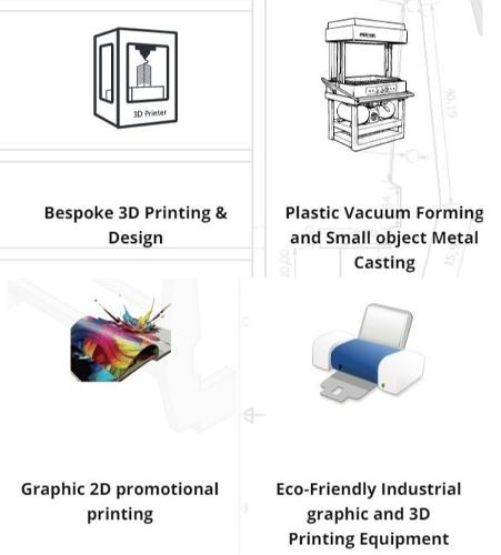Bespoke 3D Printing / CAD Service
