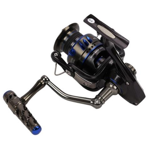 All metal waterproof Spinning jigging fishing reel