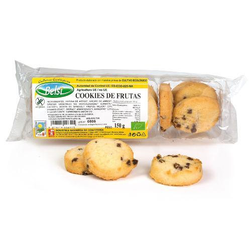Fruit Cookies (gluten Free)