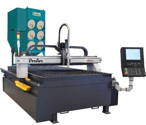 High Performance CNC plasma cutting table