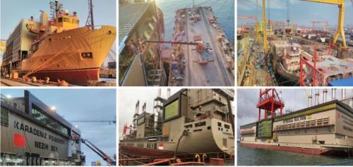 Gemi cam cepheleri ve özel cam imalatlar
