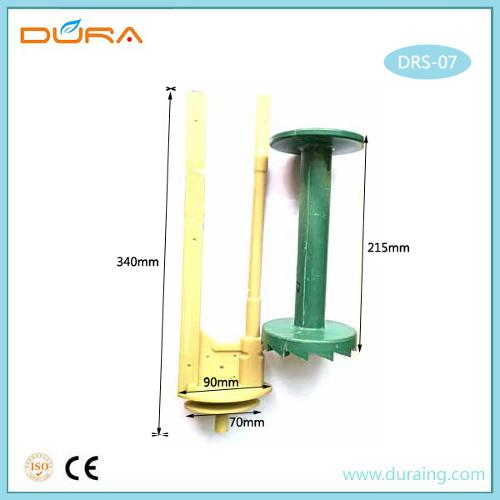 Plastic Spindle Carrier For Low Speed Braiding Machine