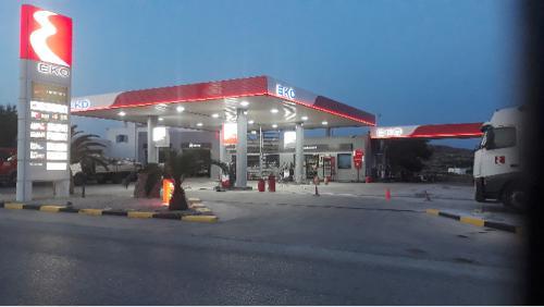 Diesel Milos Gas & Lubricants Milos Island