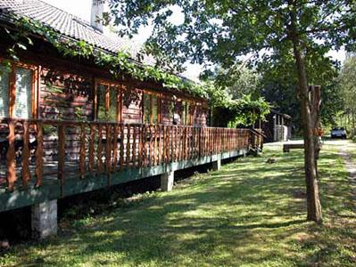 Vakantiewoning le petite chalet