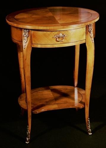 Tavolino Da Salotto Classico