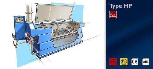 Washing machine type HP