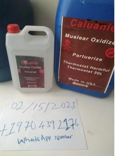 Caluanie Muelear Oxidize Chemical