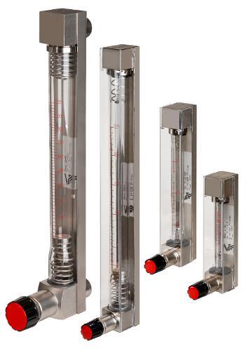 Débitmètre à section variable série 2000