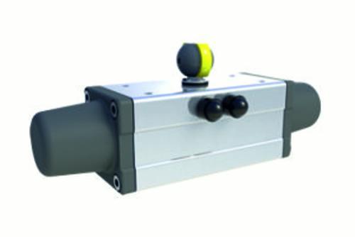 JAG30SR - Einfachwirkend LUFT-FEDER