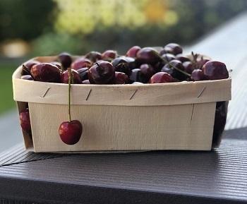 корзины, лукошки, лотки для фруктов, ягод