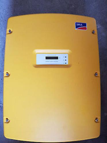 LOT DE 10 INVERTER SMA SMC 7000 HV