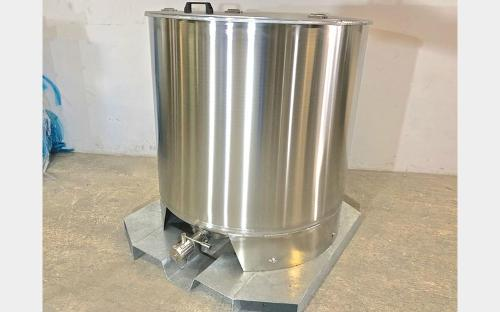 304 Stainless Steel Tank - Sbpm1000 Model