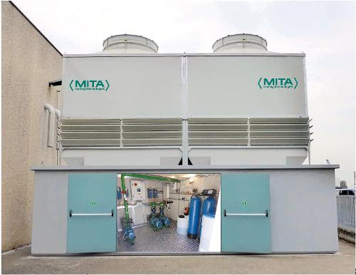 Cooling Stations Mita Systems