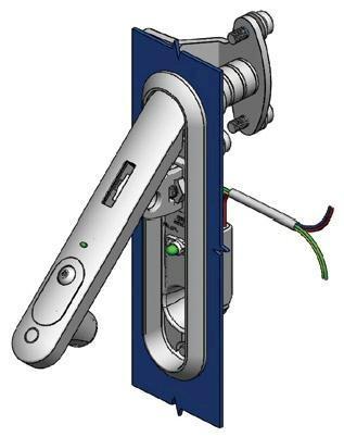 Electronic Door Locking