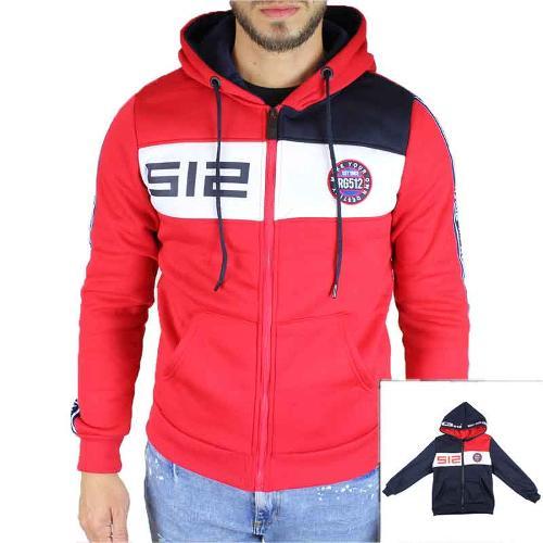 Großhändler mann hoodie jacke lizenz RG512