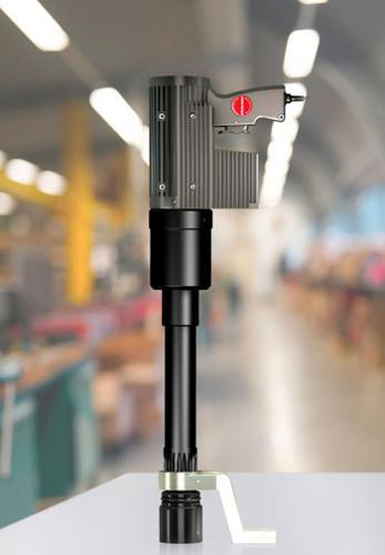 Electric Torque Multiplier for heavy duty vehicles (EFCip-N)