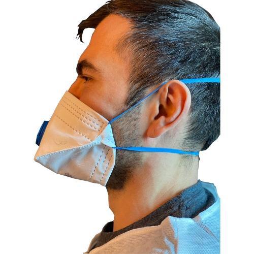 Ffp3 Mask With Valve