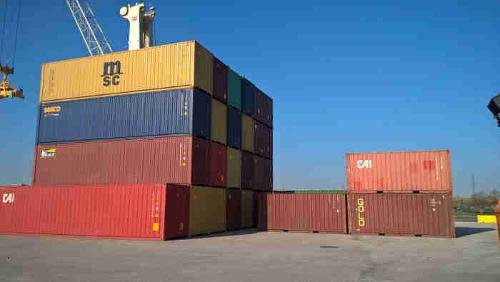 All your containers care via your inland service provider