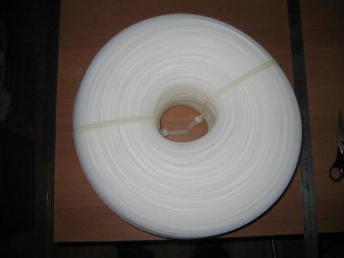Линия выпуска полимерного прутка