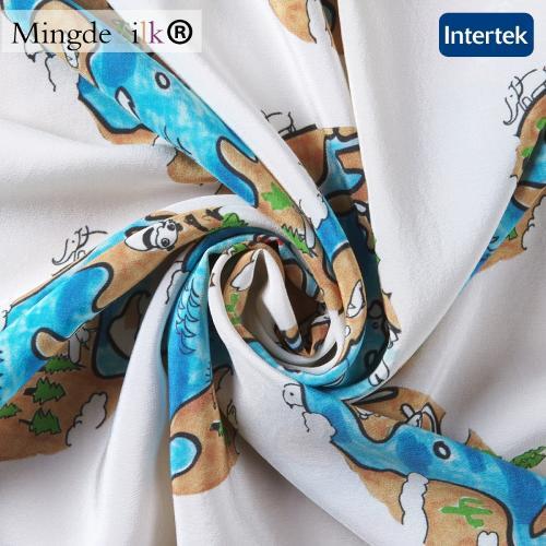 Silk Crepe de Chine Fabric