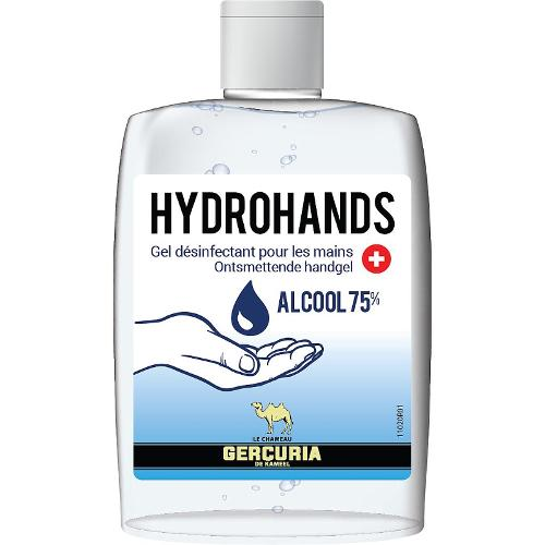 HYDROHANDS 24X100ML GERCURIA