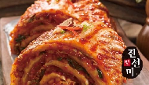Sliced cabbage Kimchi 400g PET