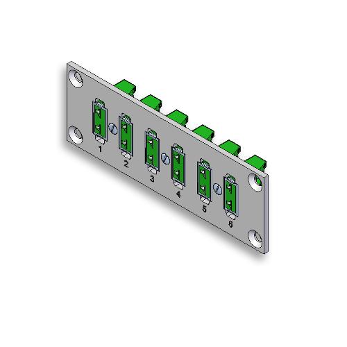 Panel Assembly Miniature Horizontal, self-locking (PAML)