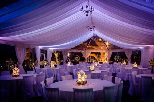 Elegant Marquee Interiors
