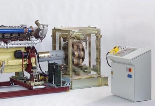 Modulares Prüfstandssystem für LKW - Motoren